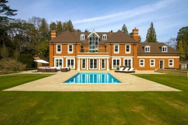 Liam payne s new house celebrity news House photos gallery